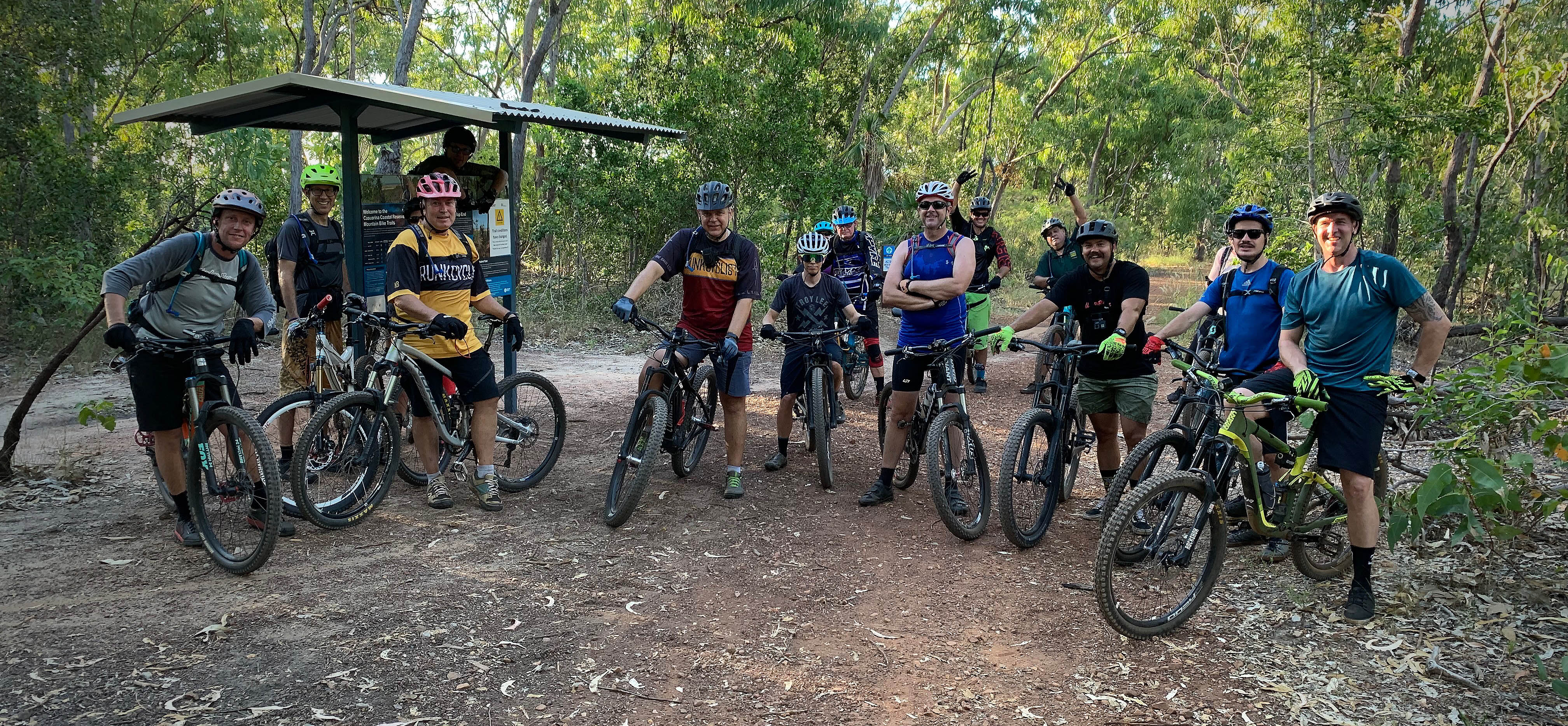 Lee Point Social Ride