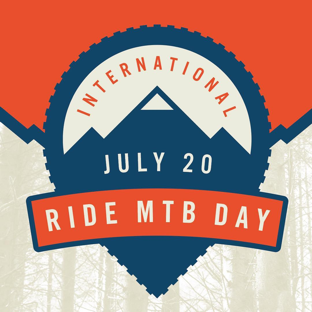 International Ride MTB Day July 20